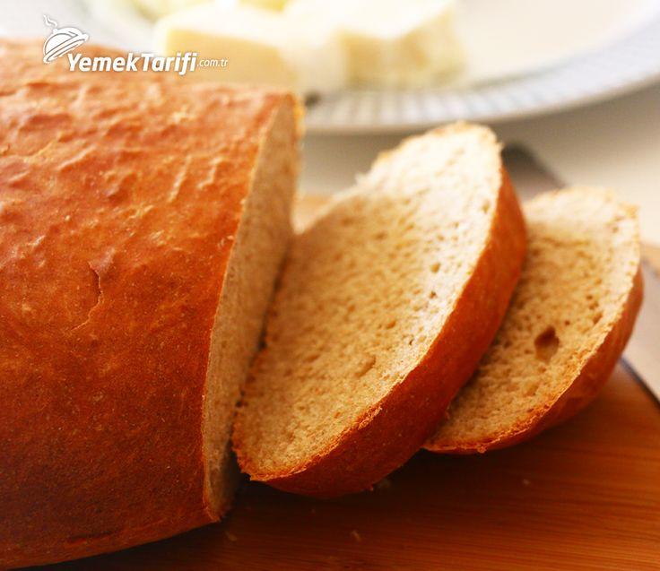 Ekşi Maya Çavdar Ekmeği Tarifi