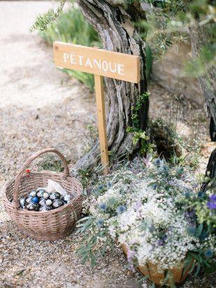Un mariage dans le Luberon