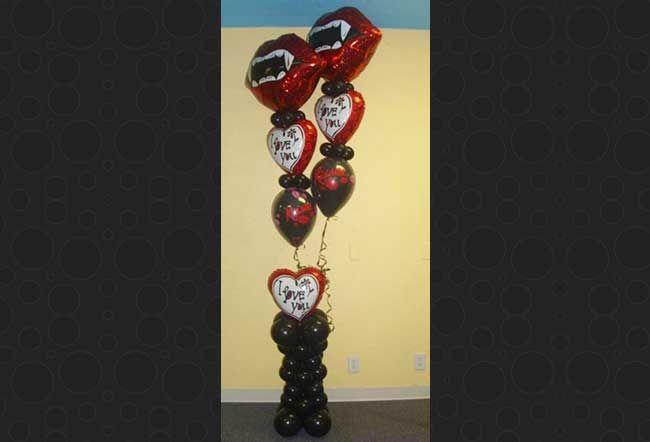Balloon Bouquet Fort Worth 12