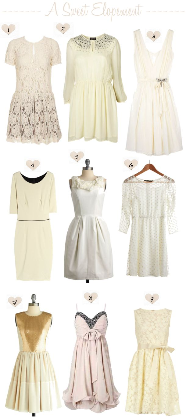 Simple dress for civil wedding   best wedding images on Pinterest  Weddings Casamento and