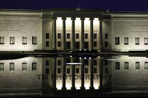 Nelson Art Gallery  Nelson Atkins Museum  Museum  by turquoisemoon