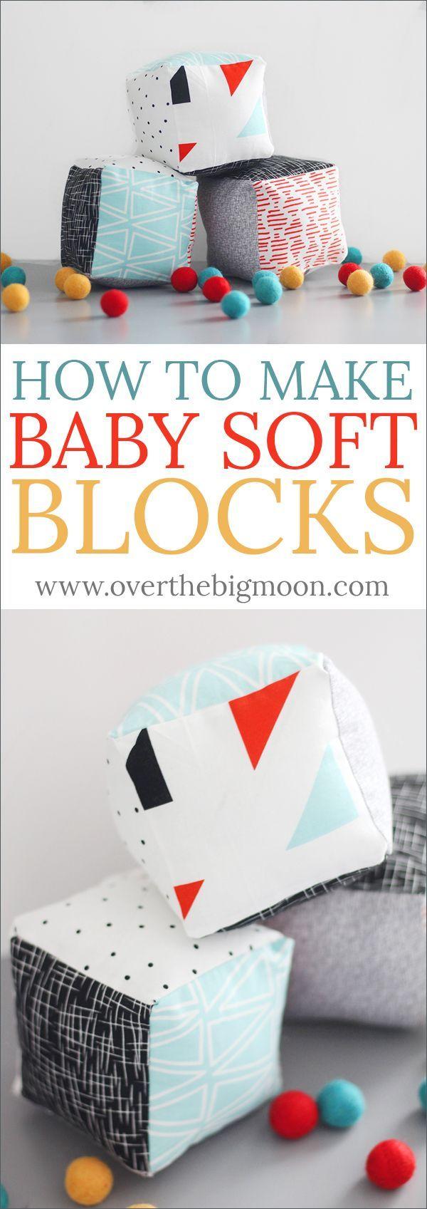 How to Make Baby Soft Blocks 757