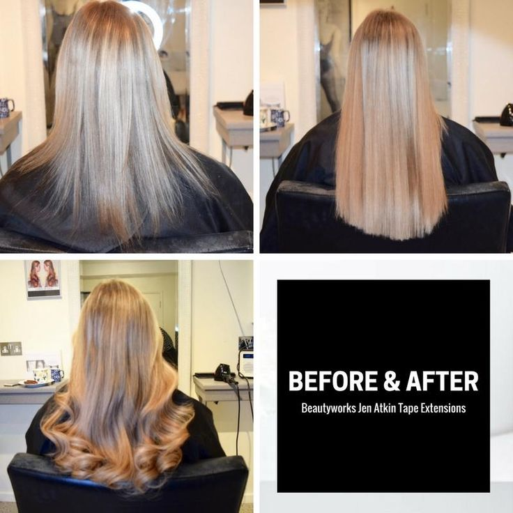Jen Atkin Invisi-Tape Hair Extensions | Beauty Works