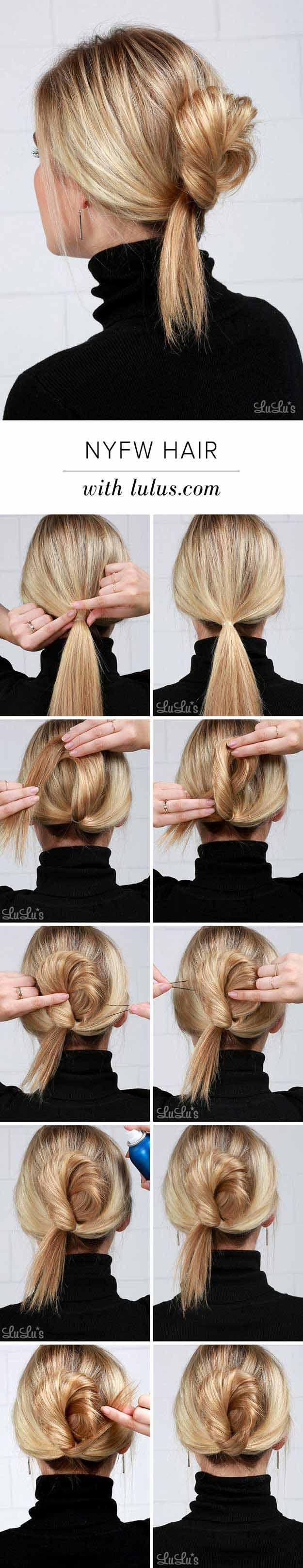 352 best Hair Styles images on Pinterest