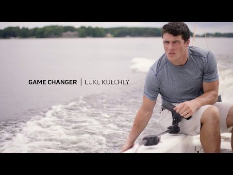 Bose Presents: Game Changer - Luke Kuechly - MY SOULMATE!