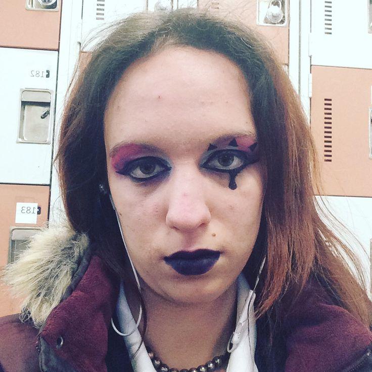 Sheikah Makeup