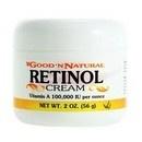 "Retinol 200.000 U.I   60 ml. ""Crema""    Good´N Natural $9.35"