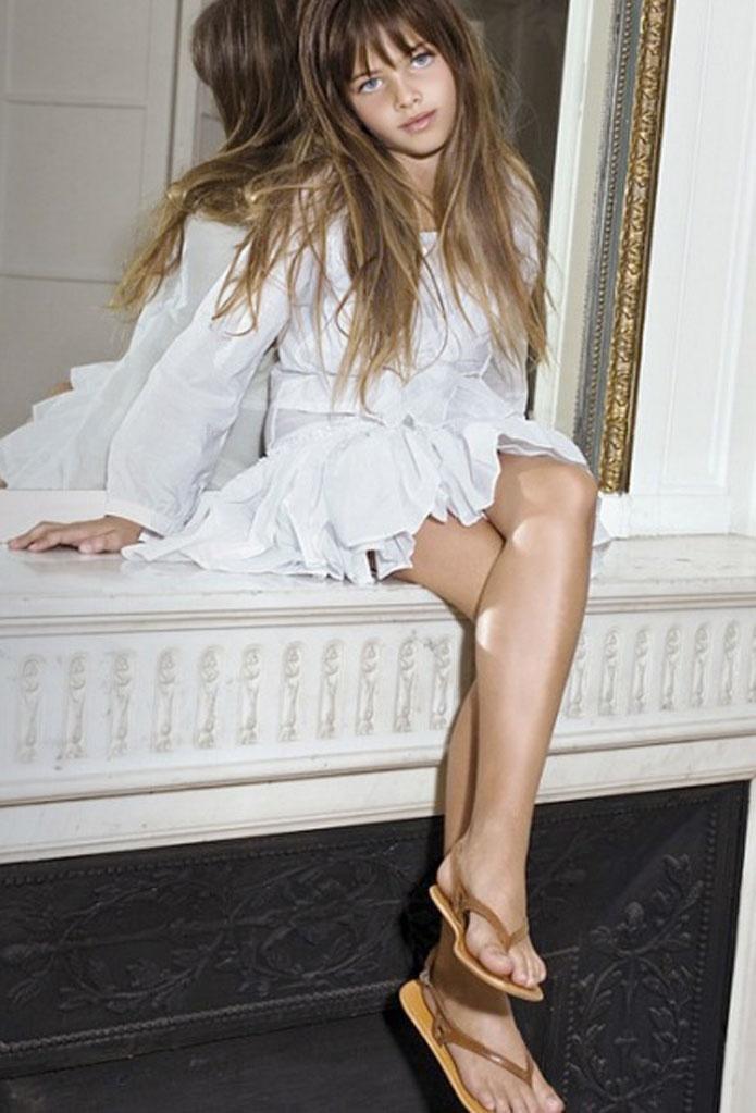 Thylane Lena-Rose Blondeau | autour d'un ange | Pinterest