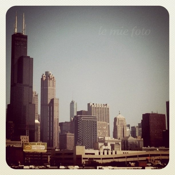 I am from the south side of Chicago.  This is representative of my home.  I will always consider Chicago my home.  I would love to move downtown after school.  Living in the city is something that I have always found appealing.