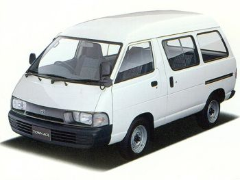 Toyota TownAce Van High Roof SW 2WD (YM40G) '07.1993–09.1996