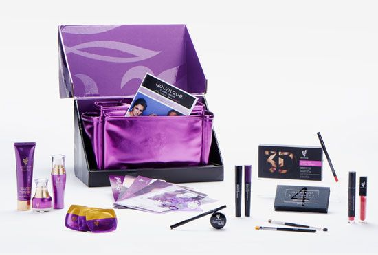 Younique Presenter Kit - contains the new lash serum, one-step mascara, fiber lashes, and a TON of other best-selling (cheap)!