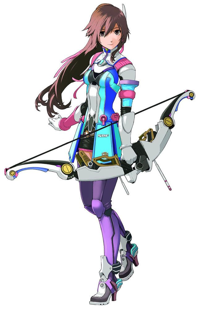 Reimi Saionji from Star Ocean 4: The Last Hope