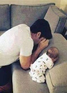 Dad's Prayer Partner
