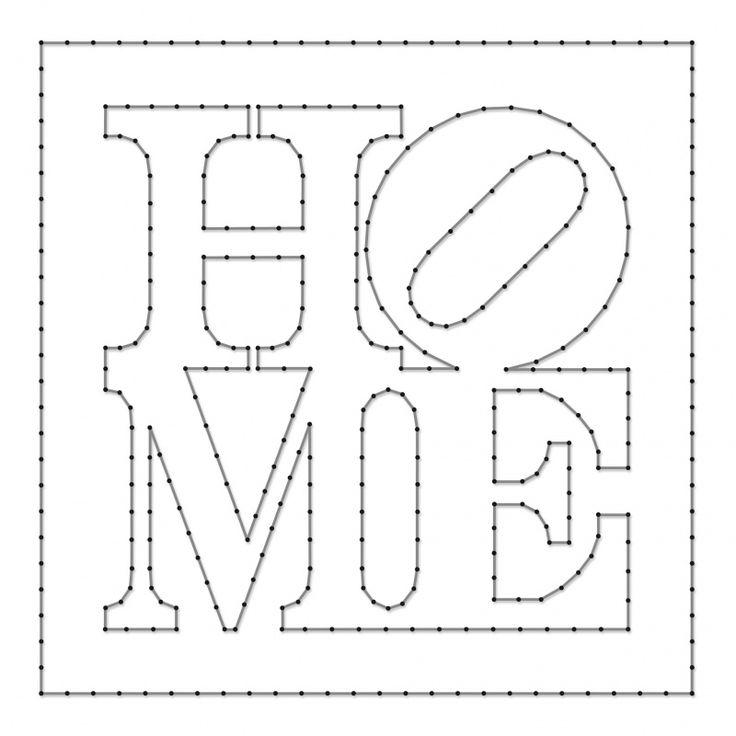 Home | Spijkerschriften, muurteksten, string-art, spijkerteksten, spijkerpatronen | spijkerpatroon (string art) - Crafting Practice