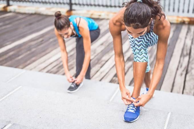Lembrar da academia apenas nas semanas antes de uma viagem à praia indica que você está encarando os exercícios de forma errada
