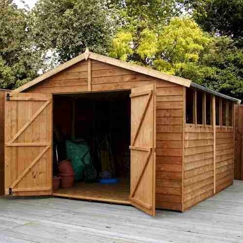 how to build a shed 6x6