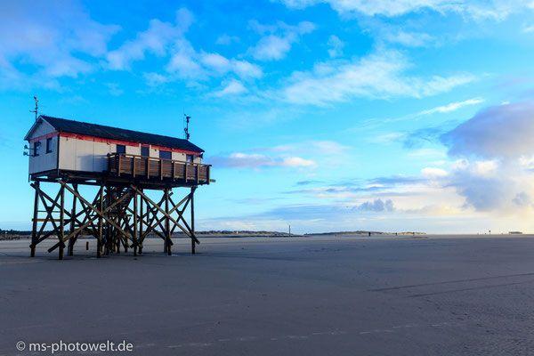 #Strand #Pfahlbau #Strand #eiderstedt #sanktpeterording #spo