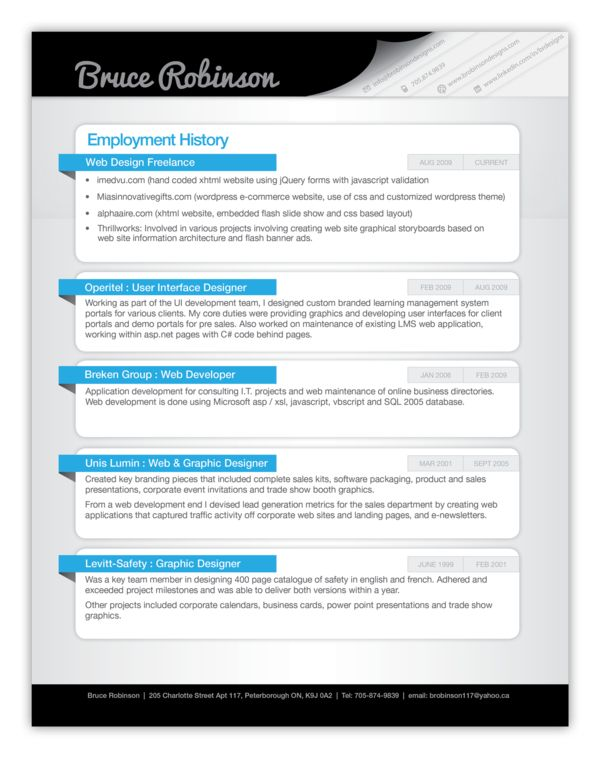 38 best Résumés images on Pinterest Creative resume, Page layout - sql developer sample resume