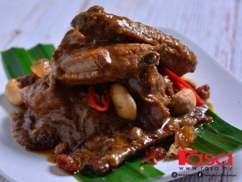 Ayam Masak Briyani Paling Ringkas & Mudah