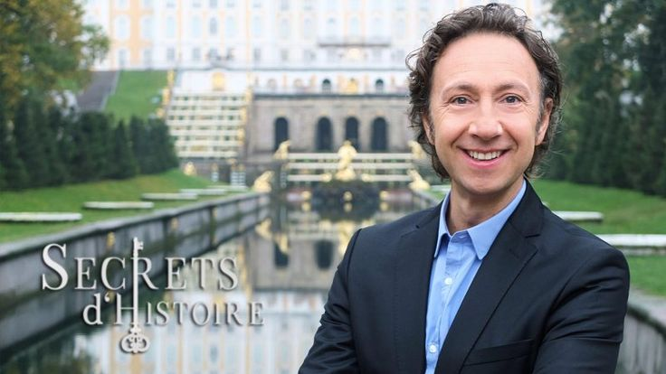 Icono Programme - Secrets d'histoire