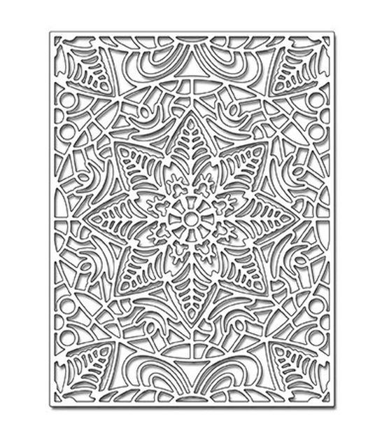 Penny Black -Creative Dies. Cut paper, fabric and much more. High quality, thin metal cutting dies made of 100% steel. Works in most major brands of die cutting machines. This package contains Stellar