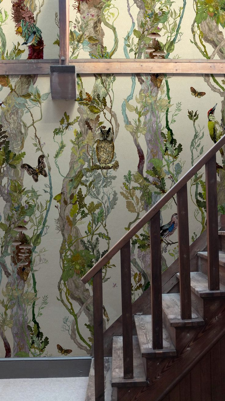 60 besten Wallpaper Bilder auf Pinterest | Wandmalereien, Tapeten ...