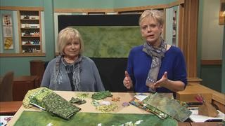 Beginning Landscape Quilting Part Two | Wisconsin Public Television