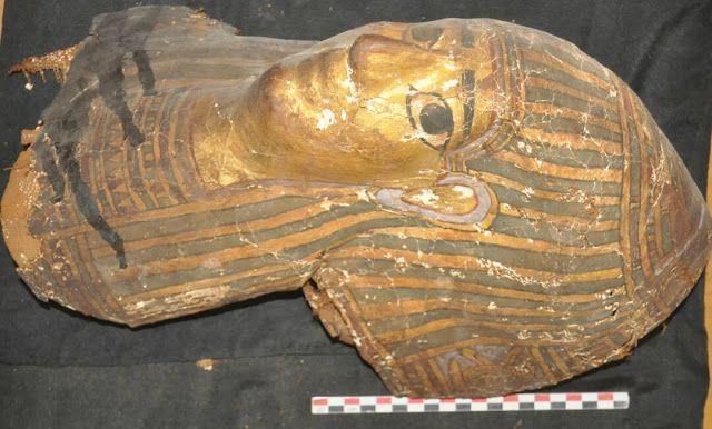 Mısır Genç Dönem Maske