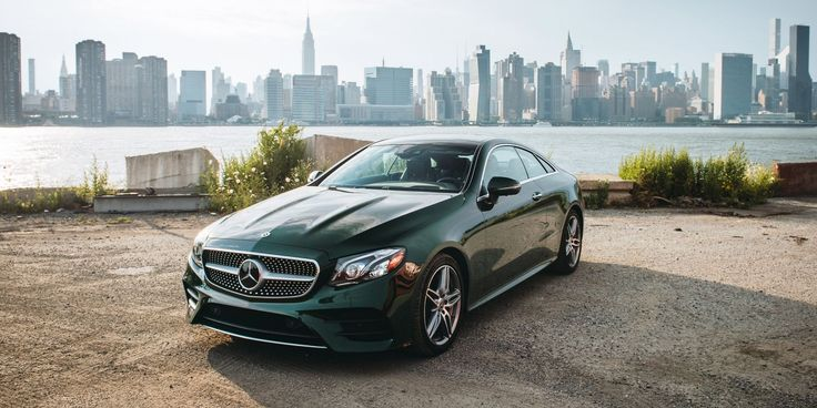 The Mercedes E-Coupe and Cabriolet Are Getting a Trick 300-HP Four-Cylinder