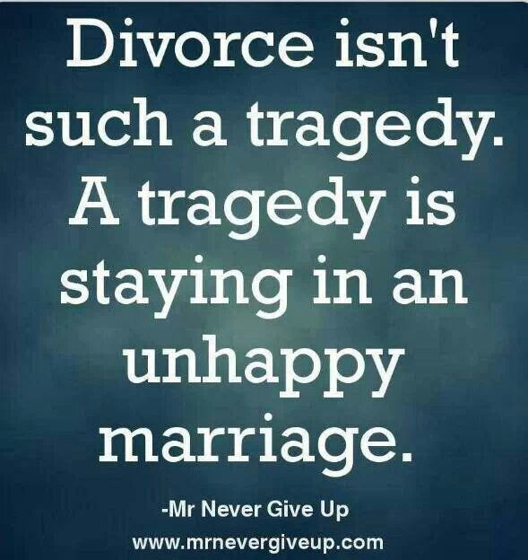 i am miserable in my marriage