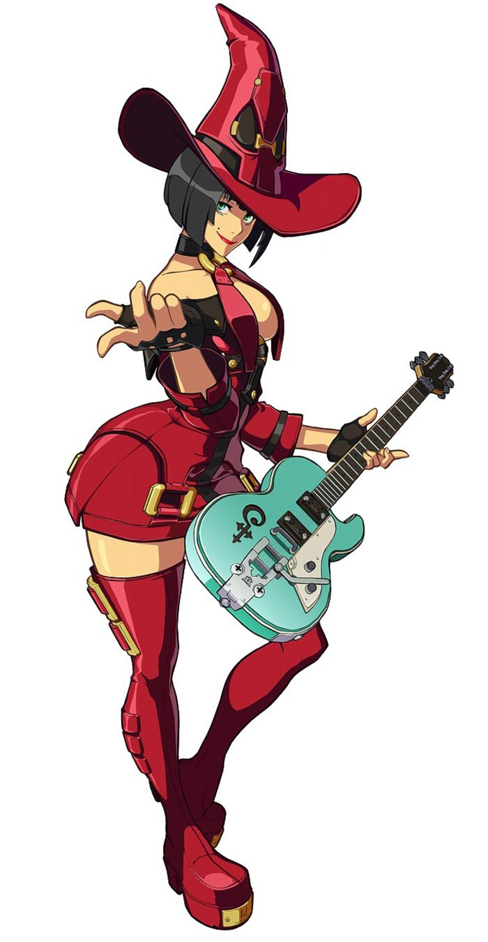 valentine guilty gear costume