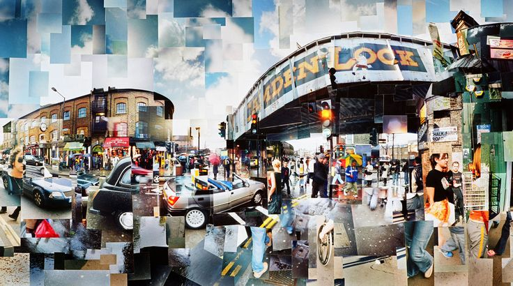 This is a Photojoiner taken by Adrian Brannan in Camden, London. What I like most about Brannan's work is how it captures the culture and life of an area by taking many photos from different moments and stitching them together. This allows the viewer to learn far more about an area than if they looked at a single image. I would really like to use this technique in my own work