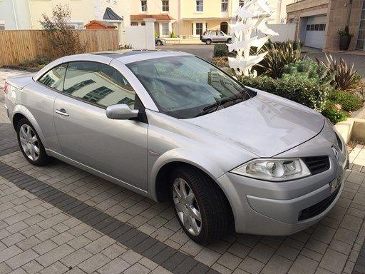 Convertible Renault Megane 2008 | Cars | Motoring