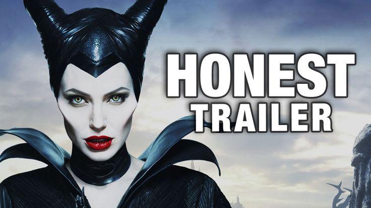 An Honest Movie Trailer for Disney's Dark Fantasy Film 'Maleficent'