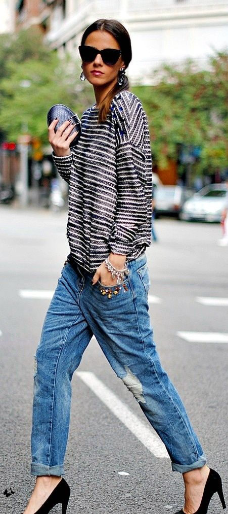 Jeans / Chic Street Style <3