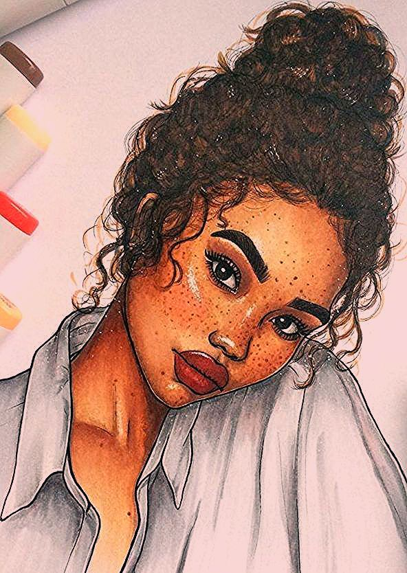 35 Cute Girl Drawing Ideas Easy Step By Step Tutorials In 2020