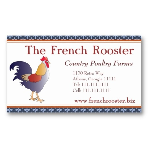 22 Best Images About Chicken Egg Business Cards On