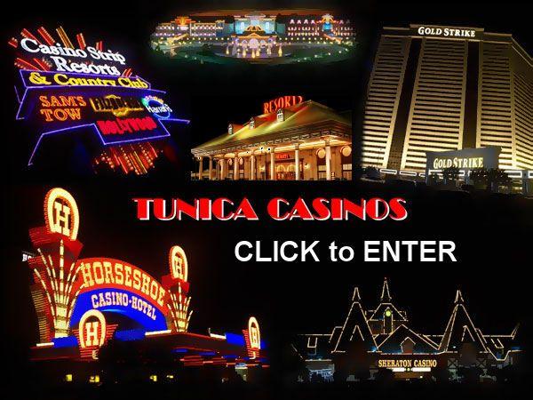 Tunica MS Casinos