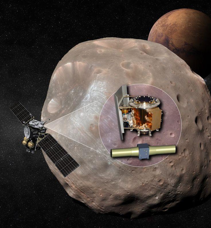 La NASA ha scelto lo strumento per MMX