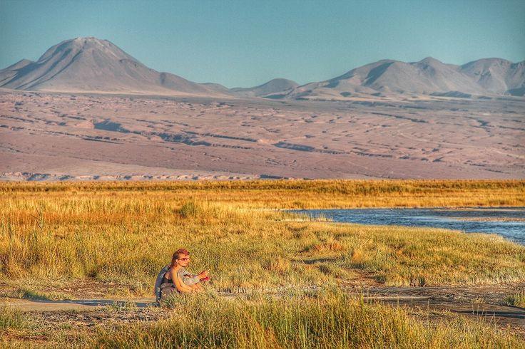 HDR Travel Pictures: Atardecer en Atacama