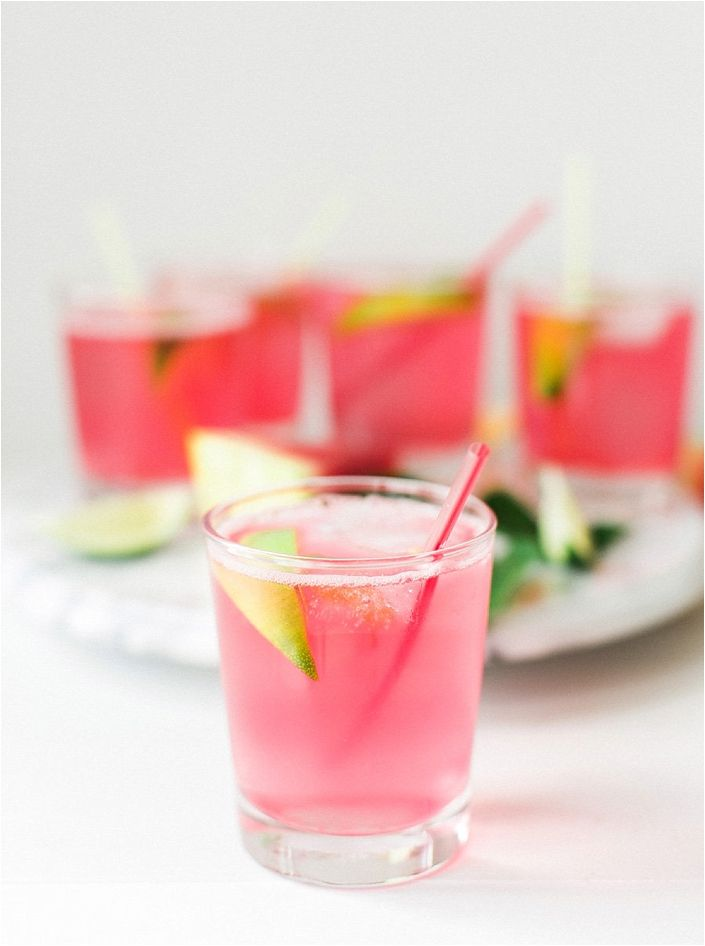 Watermelon Rita | A delicious summer drink recipe