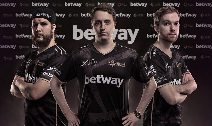 Betway signs record sponsorship deal with Ninjas in Pyjamas Ninjas in Pyjamas - Official Website #games #globaloffensive #CSGO #counterstrike #hltv #CS #steam #Valve #djswat #CS16