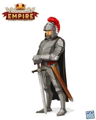 لعبة الامبراطورية ( Goodgame-Empire-Game) : هي من افضل العاب حرب و استراتيجية Arabonlinegames