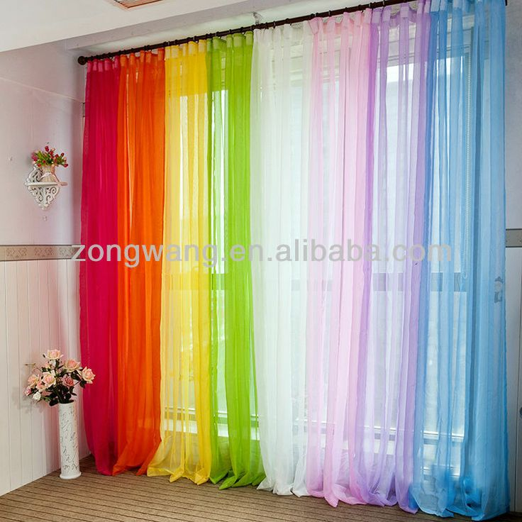 Curtain Ideas With Voile: 22 Best Curtains Images On Pinterest