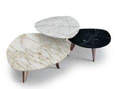 Vibieffe / 9500 - 40, 41, 42   Tavolino in marmo