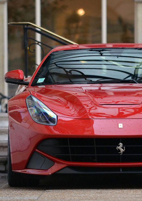 F12 Berlinetta, this is what a future classic looks like. Proper V12 Ferrari Coupe.