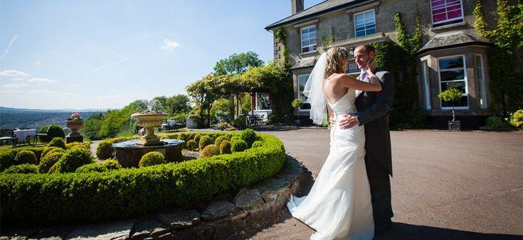 www.celebrationceremoniessouthwest.com Ceremonies as individual as you are.  The Horn of Plenty Hotel Restaurant and Wedding Venue - Devon Wedding Venue of the Year.