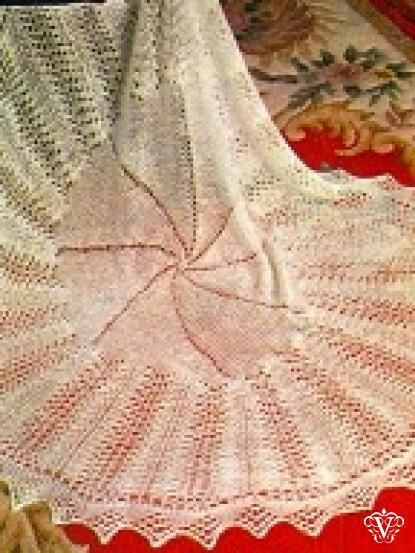 1000+ images about Heirloom Baby Shawls on Pinterest Shawl, Christening and...