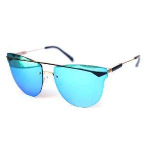 oculos-de-sol-arredondado-lente-espelhada-azul-e-detalhes-preto-e-dourado---2