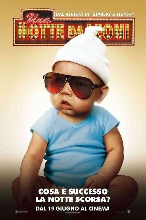 baby Carlos hangover costume - if Madigan was a boy lol